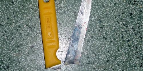 Ức chế tình cảm, dùng dao điên cuồng đâm cha bạn gái