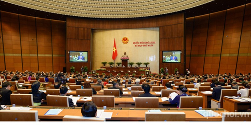 Kỳ họp thứ 10, QH khóa XIII