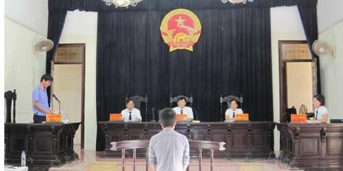 Chánh án TAND TC sẽ quyết định vị trí ngồi trong phiên tòa