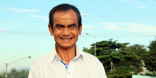 ông Huỳnh Văn Nén (ảnh Phước Tuấn - VNE)