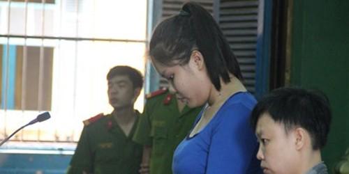 Bị cáo Nguyễn Thị Lượm