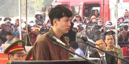 Nguyễn Hải Dương: Gây thảm án vì hận tình