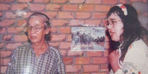 Lời kêu cứu của vợ cũ cố soạn giả Kiên Giang