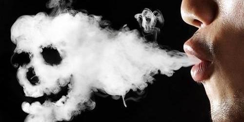 Lá phổi của  bệnh nhi và câu chuyện buồn về khói thuốc