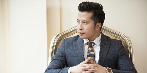 Ông Ngô Quang Long - Giám đốc Sáng tạo Công ty TNHH Thời trang Adam.