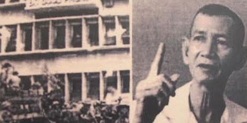Điệp viên H3 và Văn phòng Bộ Tổng tham mưu quân đội VNCH, nơi ông hoạt động trong suốt cuộc kháng chiến chống Mỹ, cứu nước.