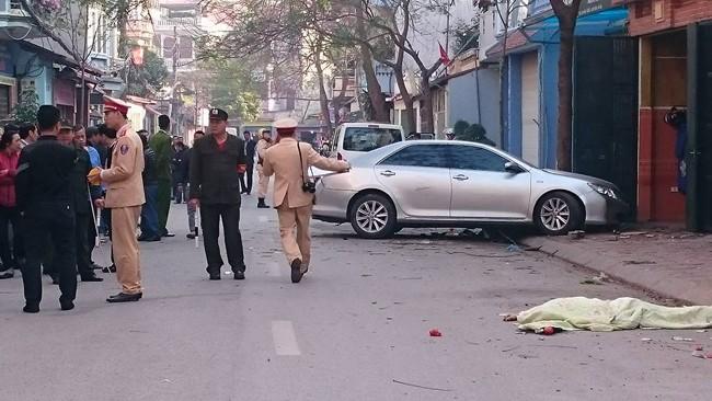 Phó Thủ tướng chỉ đạo xử lý vụ xe Camry tông chết 3 người ở Hà Nội