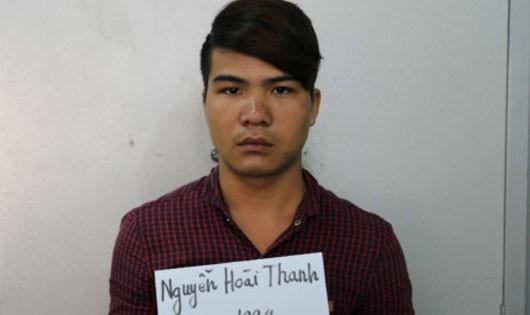Nghi phạm Nguyễn Hoài Thanh