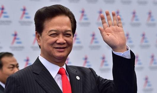 Thủ tướng Chính phủ Nguyễn Tấn Dũng