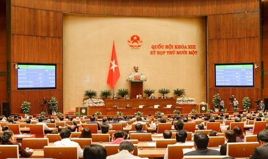"""Tân chủ tịch QH Nguyễn Thị Kim Ngân: """"Sự tin tưởng của cử tri là phần thưởng cao quý nhất"""""""
