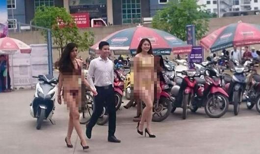 Vụ nhân viên mặc đồ lót ở siêu thị Trần Anh: Giám đốc Sở lên tiếng