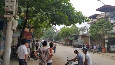 Nổ súng ở Lạng Sơn: Đã bắt được một nghi phạm