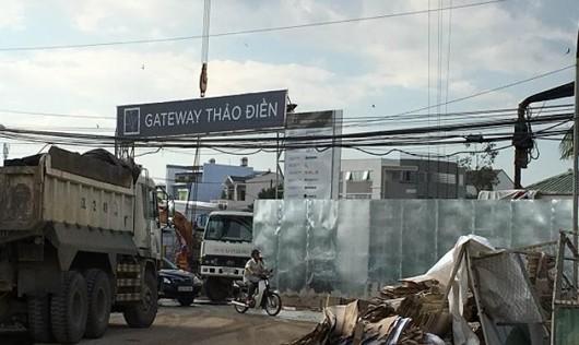 Tạm dừng thẩm định giá đất tranh chấp tại dự án Gateway Thảo Điền
