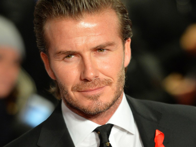 Bí quyết sung mãn của Beckham