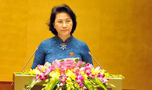 Chủ tịch QH Nguyễn Thị Kim Ngân: Lựa chọn được 494 ĐBQH là sự thành công của cử tri