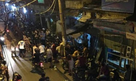 Hà Nội: Cô gái treo cổ chết trong phòng trọ