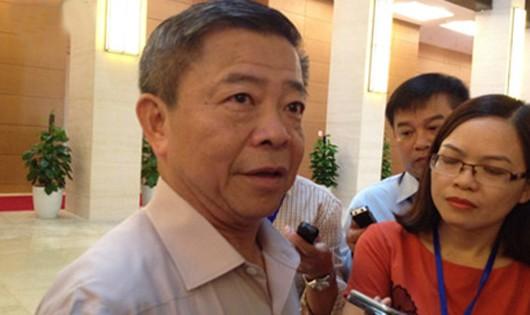 Ông Võ Kim Cự: Vụ Formosa phải xử lý nghiêm, nếu cần thì thu hồi lại