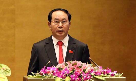 Chủ tịch nước Trần Đại Quang đề nghị ông Nguyễn Xuân Phúc tiếp tục làm Thủ tướng