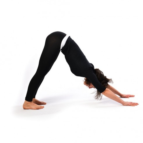 Giảm mỡ bụng dưới: tư thế chống tay úp mặt