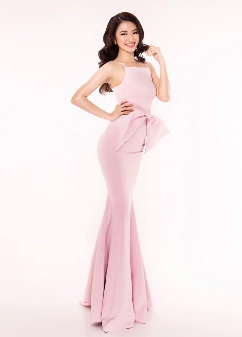 Vẻ đẹp nóng bỏng của tân Hoa hậu Bản sắc Việt
