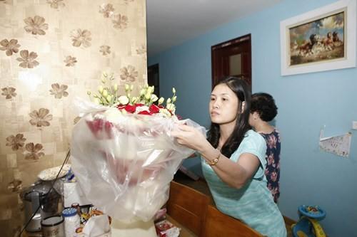Gia đình Hoàng Xuân Vinh rộn ràng chờ 'người hùng' Olympic - ảnh 5