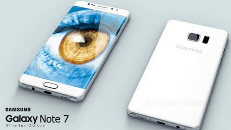 Cục Hàng không quyết định cấm sạc, ký gửi Samsung Note 7