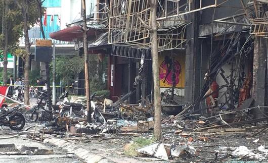 Chủ tịch quận Cầu Giấy: Vụ cháy làm 13 người tử vong gần như một thảm họa