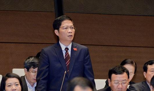 Bộ trưởng Công thương Trần Tuấn Anh giải trình về dự án 'đắp chiếu'