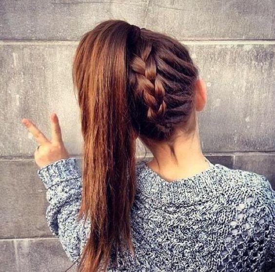 tóc đuôi ngựa 9