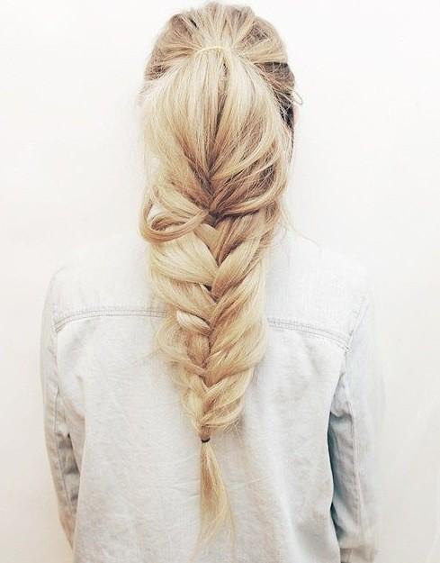 tóc đuôi ngựa 2
