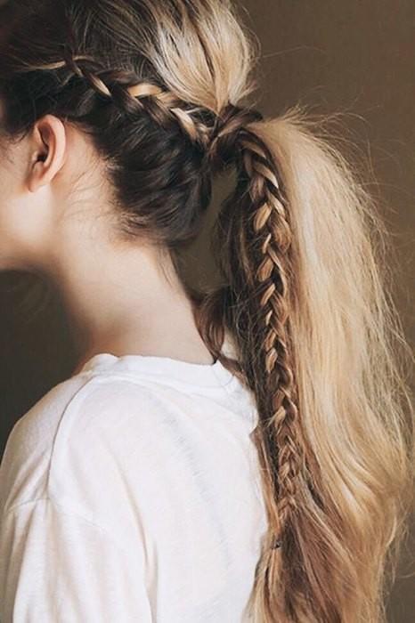 tóc đuôi ngựa 3