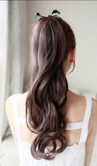 tóc đuôi ngựa 4