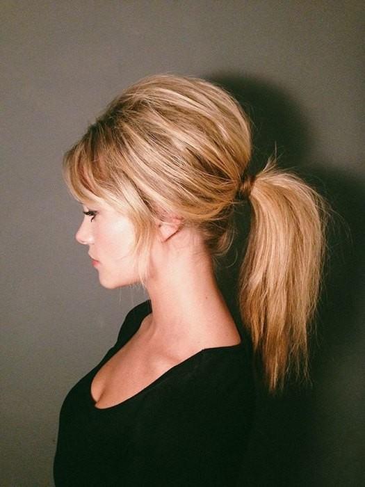 tóc đuôi ngựa 6