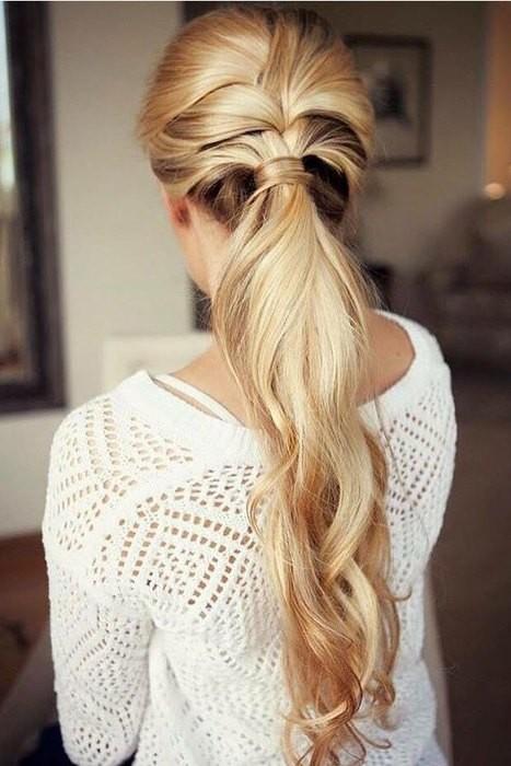 tóc đuôi ngựa 8