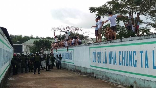Khởi tố vụ án học viên trốn trại ở Đồng Nai