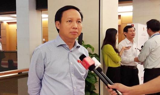 Ông Ngô Đức Mạnh – Phó Chủ nhiệm UB Đối ngoại của Quốc hội- ĐB QH tỉnh Bình Thuận