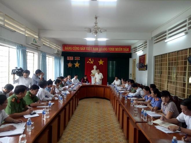 Bộ trưởng Đào Ngọc Dung họp khẩn với Đồng Nai về vụ học viên cai nghiện trốn trại