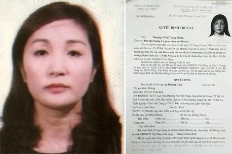 chiếm đoạt tài sản, nữ giám đốc, Hà Nội