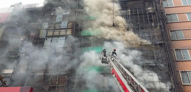 Kết luận điều tra ban đầu vụ cháy quán karaoke khiến 13 người tử vong