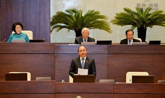 Thủ tướng: 'Kiên quyết xử lý cán bộ thoái hóa biến chất'