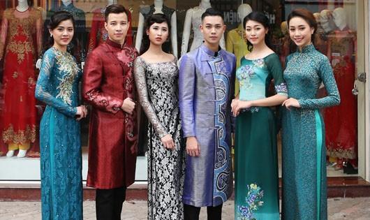 NKT Hải Yến tiết lộ bí kíp để chọn áo dài sành và tinh tế