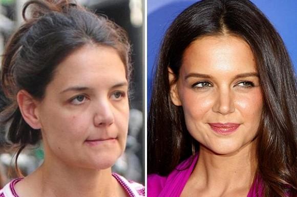 Người đẹp Hollywood bị 'bóc mẽ' nhan sắc khi để mặt mộc 5
