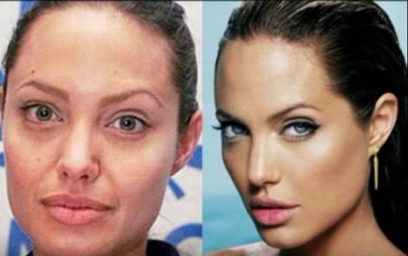 Người đẹp Hollywood bị 'bóc mẽ' nhan sắc khi để mặt mộc 8