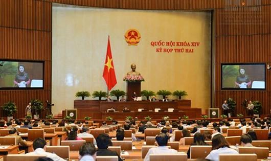 Hôm nay, Quốc hội bế mạc Kỳ họp thứ 2, QH khóa XIV