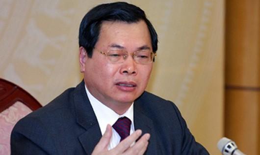 Nghị quyết Quốc hội phê phán nghiêm khắc ông Vũ Huy Hoàng