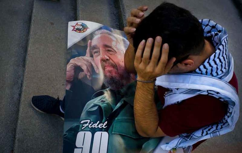 Người dân thế giới tiếc thương Fidel Castro