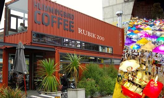 Giới trẻ Sài Gòn háo hức chờ đợi Rubik Zoo