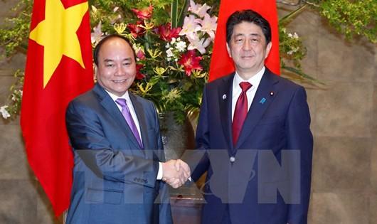 Phát triển sâu rộng quan hệ Đối tác chiến lược Việt Nam-Nhật Bản