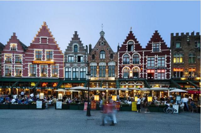 10 thành phố nên thơ trên thế giới - Brudges