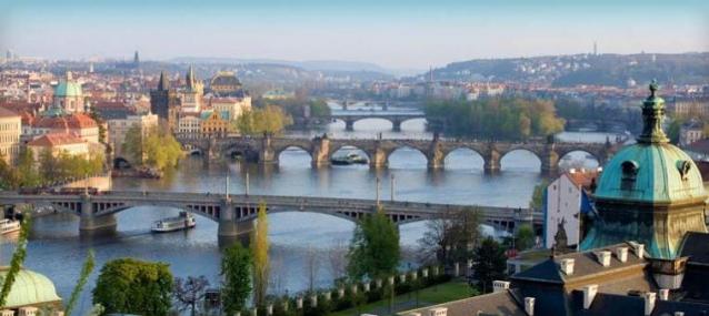 10 thành phố nên thơ trên thế giới - Praha